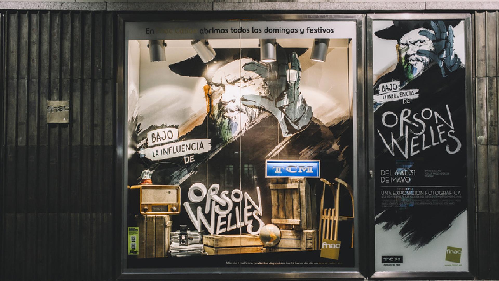 Bajo la influencia de Orson Welles