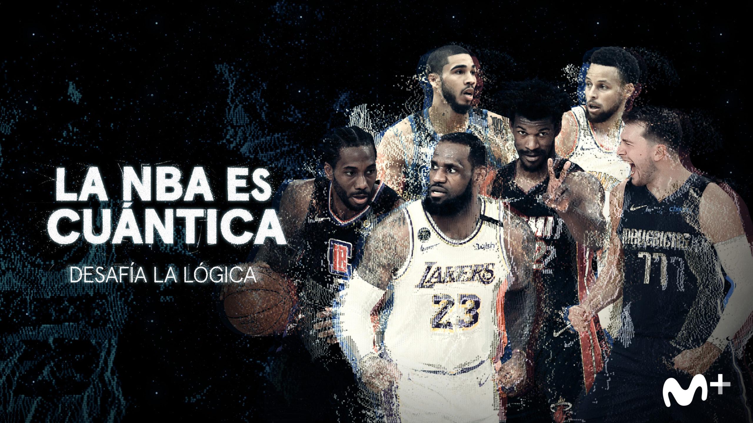 La NBA es cuántica